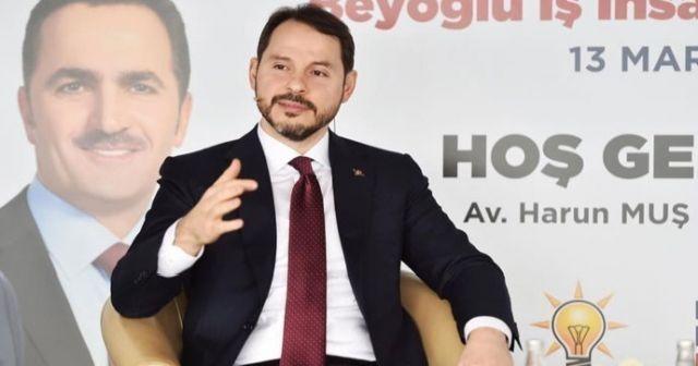 Bakan Berat Albayrak: Artık turizm diyoruz, yatırım diyoruz, istihdam, iş diyoruz