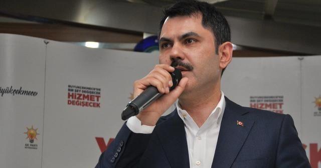 Bakan Kurum: Beylikdüzü'nde ne yaptın ki İstanbul'da yapasın