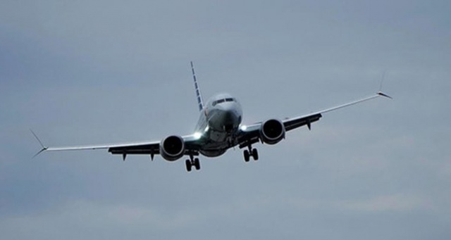 Boeing, 737 Max'lerin uçuşlarının geçici olarak durdurulmasını tavsiye ettiklerini duyurdu