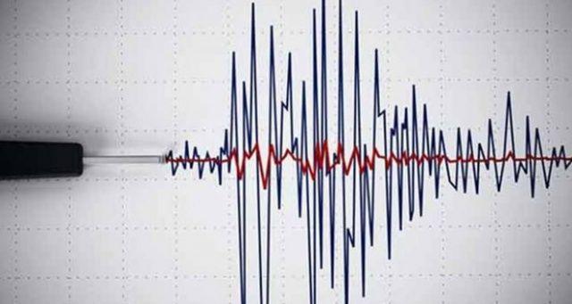 Bozcaada açıklarında 4,3 büyüklüğünde deprem meydana geldi
