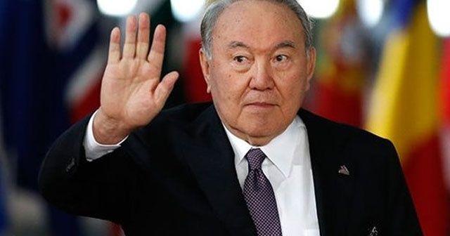 Çin'den Nazarbayev'e davet