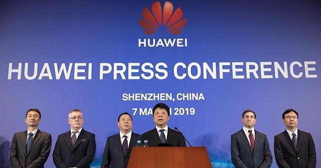 Çin'in dev şirketi Huawei, ABD'ye karşı dava açtı