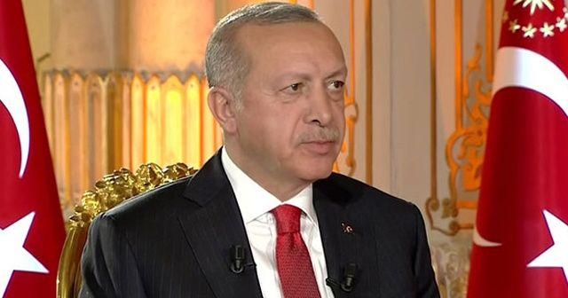Cumhurbaşkanı Erdoğan: 'Ankara, İstanbul, İzmir mitinglerinde Sayın Bahçeli ile birlikte olacağız'