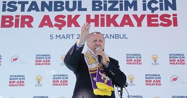 Cumhurbaşkanı Erdoğan: CHP istemiyor ama Kanal İstanbul'u yapacağız!