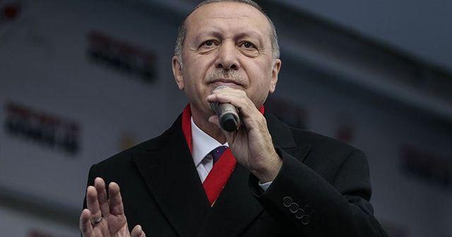 Cumhurbaşkanı Erdoğan'dan Akşener'e: Onun hesabı ağır olacak