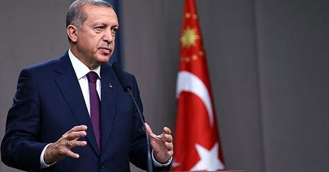 Cumhurbaşkanı Erdoğan'dan İstiklal Marşı mesajı