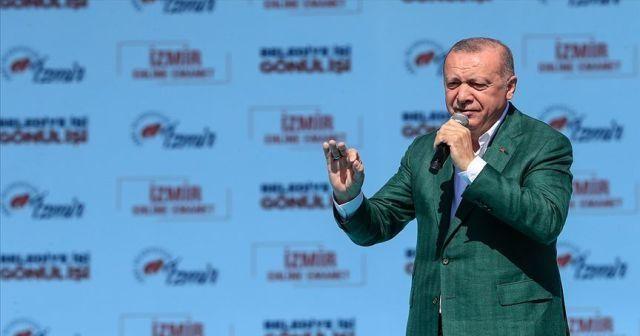 Erdoğan: Tunç Soyer adaylık icazetini İzmir'den değil Kandil'den almıştır