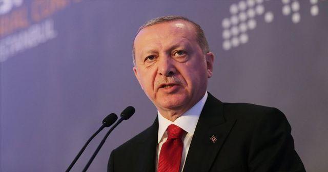 Cumhurbaşkanı Erdoğan'dan Trump'ın kararına tepki