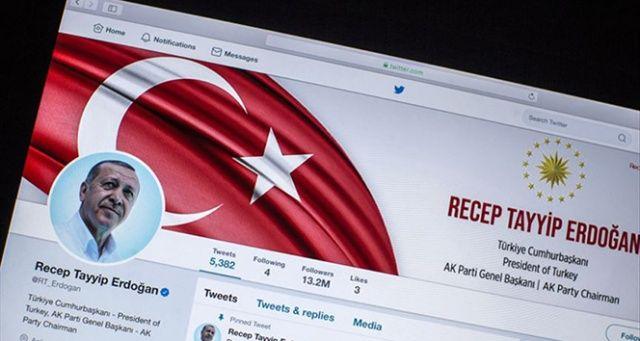 Cumhurbaşkanı Erdoğan'dan 'Beyaz Masa' paylaşımı