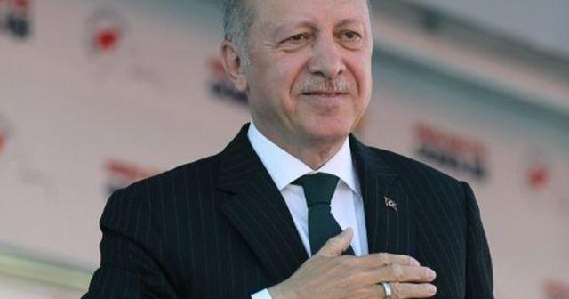 Cumhurbaşkanı Erdoğan, Kocaeli Valiliği'ni ziyaret etti