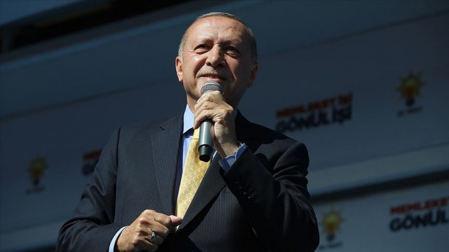 Cumhurbaşkanı Erdoğan Konya'da müjdeyi verdi