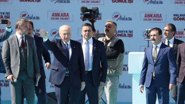 MHP lideri Bahçeli: Ya beka diyeceğiz ya bela