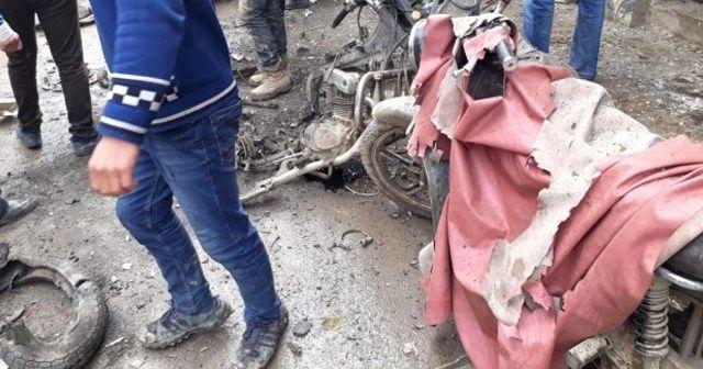 El Bab'ta patlama: 7 yaralı