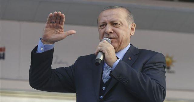 Erdoğan: Bukalemun ittifakı oluşturdular