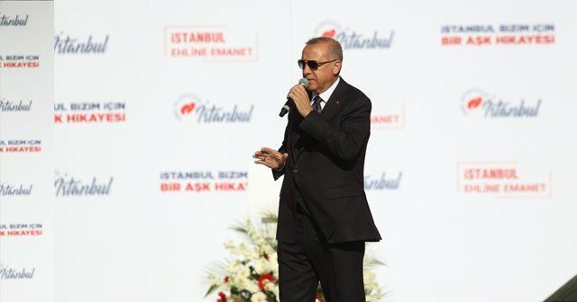 Erdoğan: Dövizle oynayanlar bedelini ödeyecektir
