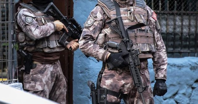 Eylem hazırlığında 2 terörist yakalandı