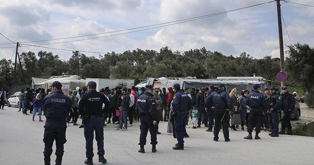 Hatay'da 74 düzensiz göçmen yakalandı