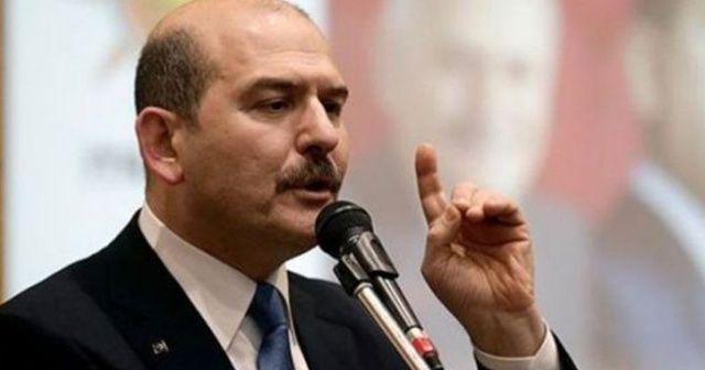 """İçişleri Bakanı Soylu: """"Bu tezgahı kuran Kılıçadaroğlu'dur"""""""