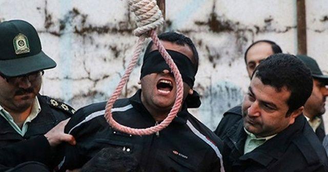 İran'da iki polisi öldüren üç kişi idam edildi