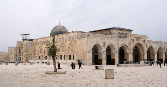 İsrail sağından Mescid-i Aksa'da sinagog inşa etme çağrısı