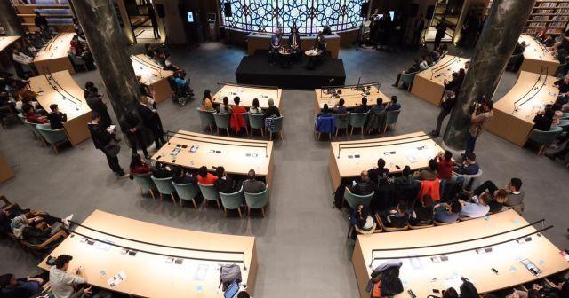 İstanbul'un en büyüğü! Başakşehir Millet Kıraathanesi açıldı