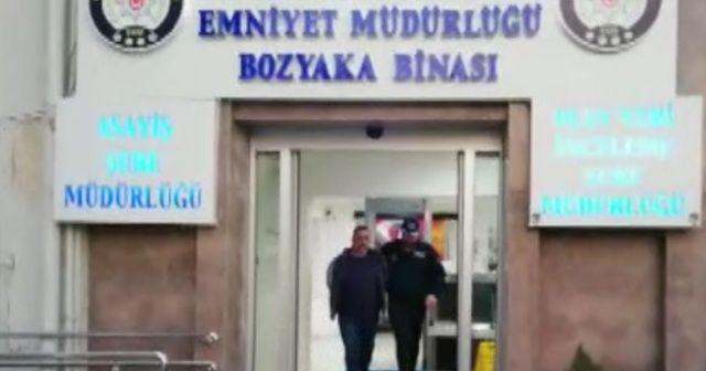 İzmir'de terör operasyonlarında 10 gözaltı