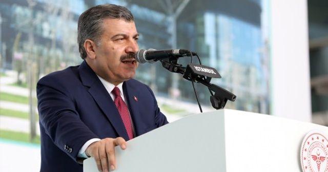 Kartal Dr. Lütfü Kırdar hastanesinin adı değişti