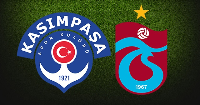 Kasımpaşa Trabzonspor Maçı geniş özeti golleri İzle! Kasımpaşa TS maç özeti videosu! TS Kaımpaşa maçı kaç kaç bitti?