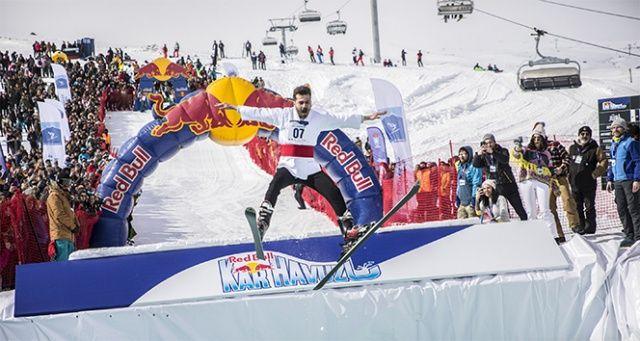 Kayseri kış sporlarının başkenti olma yolunda ilerliyor