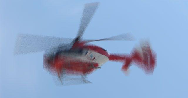 Kazakistan'da helikopter düştü: 13 asker hayatını kaybetti