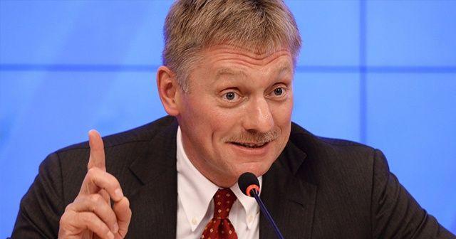 """Kremlin Sözcüsü Peskov: """"Rusya'nın ABD'ye müdahale ettiği iddiaları gülünesi"""""""