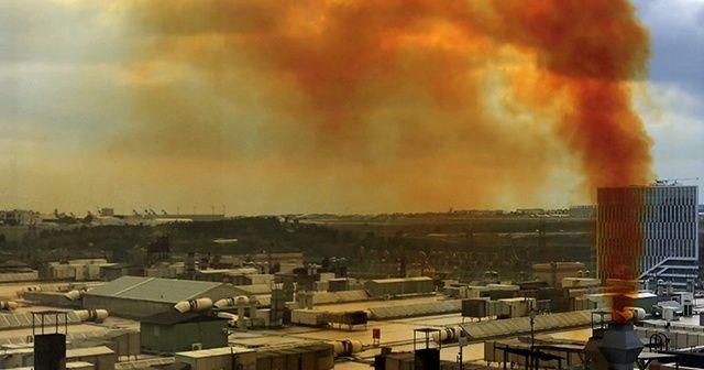 """Kuyumcukent Yönetiminden """"sarı duman"""" açıklaması"""