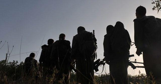 Kuzey Irak'tan kaçan PKK'lı 7 terörist teslim oldu