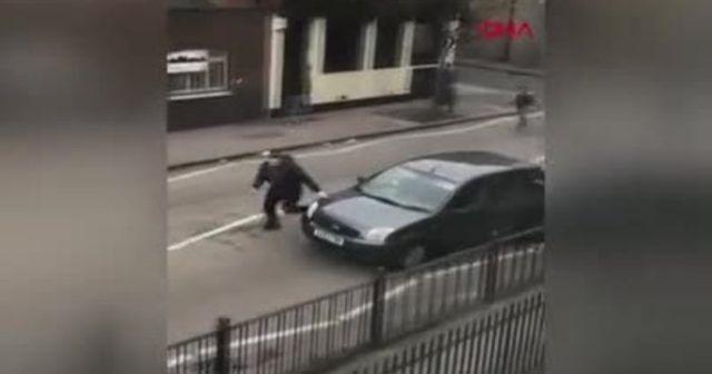 Londra'da Müslümanlara ırkçı saldırı