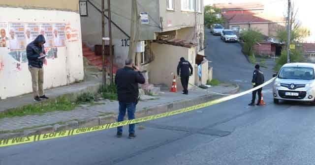 Maltepe'de sokak ortasında kadına silahlı saldırı