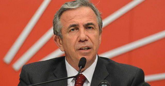 Mansur Yavaş'a CHP'den şok tepki