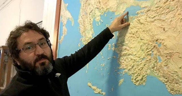 Marmara için kritik deprem uyarısı