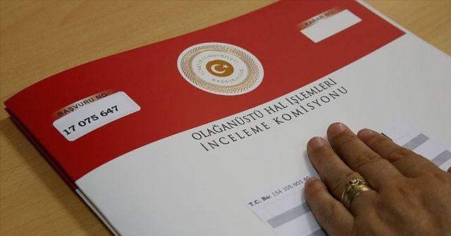 OHAL Komisyonunca 63 bin 100 başvuru karara bağlandı