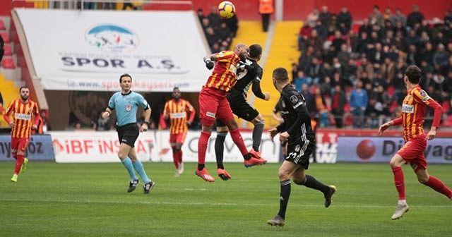 ÖZET İZLE: Kayseri 2-2 BJK Maç Özeti ve Golleri İzle | Kayserispor Beşiktaş Kaç Kaç Bitti?