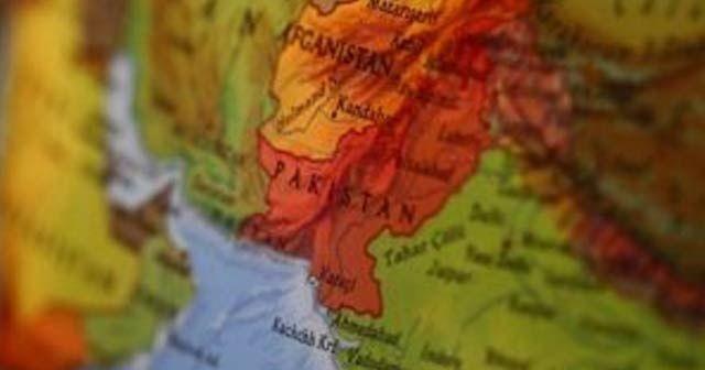 Pakistan'da terör operasyonu: 121 gözaltı