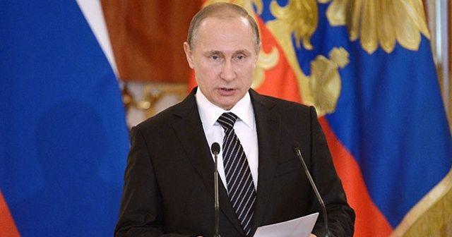 Putin'den Musul'daki feribot kazası için başsağlığı mesajı