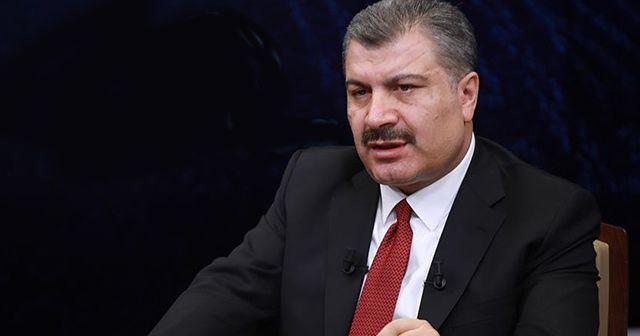 Sağlık Bakanı Koca: Türkiye'yi sağlık markası yapmak istiyoruz