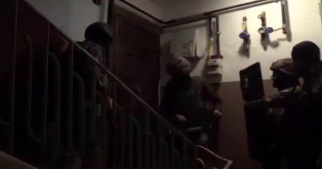 Şanlıurfa'da terör operasyonu: 38 gözaltı