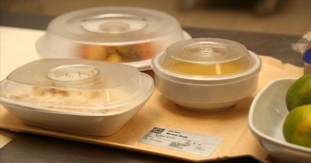 Şehir hastanesinde 'hastaya özel menü' hizmeti