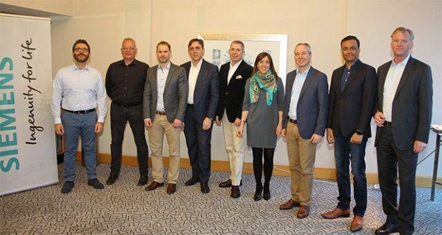 Siemens Türkiye, 9 ülkeden tedarik zinciri yöneticilerini ağırladı
