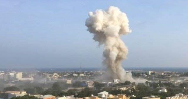 Somali'de patlama! Çok sayıda ölü ve yaralı var