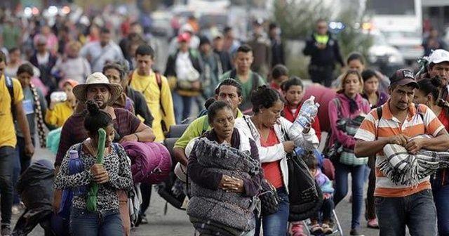 Şubatta ABD'ye yasa dışı göçmen girişinde rekor kırıldı