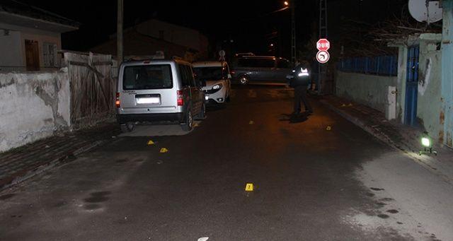 Tartıştığı adamın evine pompalı tüfekle saldırdı
