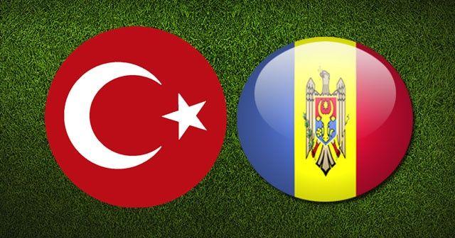 Türkiye Moldova maçı şifresiz canlı izle! Türkiye Moldova maçı skoru kaç kaç? TRT1 HD izle