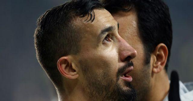 Valencia Kulübü'nden Mehmet Topal'a büyük onur